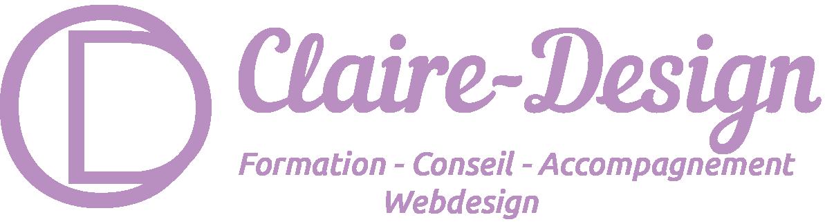 logo Claire-Design