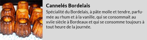 Cannelés Bordelais