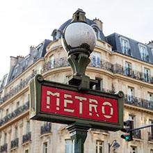 Journée de grèves dans les transports parisiens