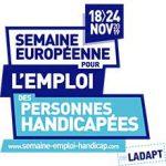 Semaine européenne pour l'emploi des personnes handicapés