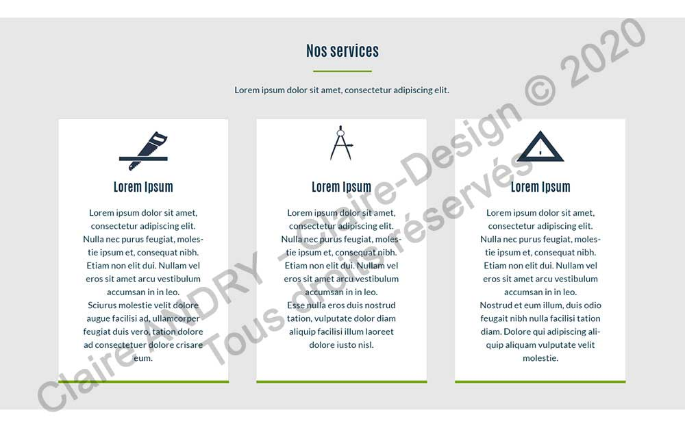 Section Services