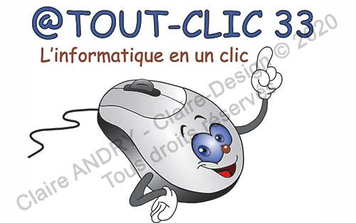 Logo pour association d'informatique