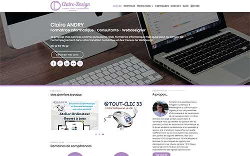 2022 anniversaire du domaine claire-design.com